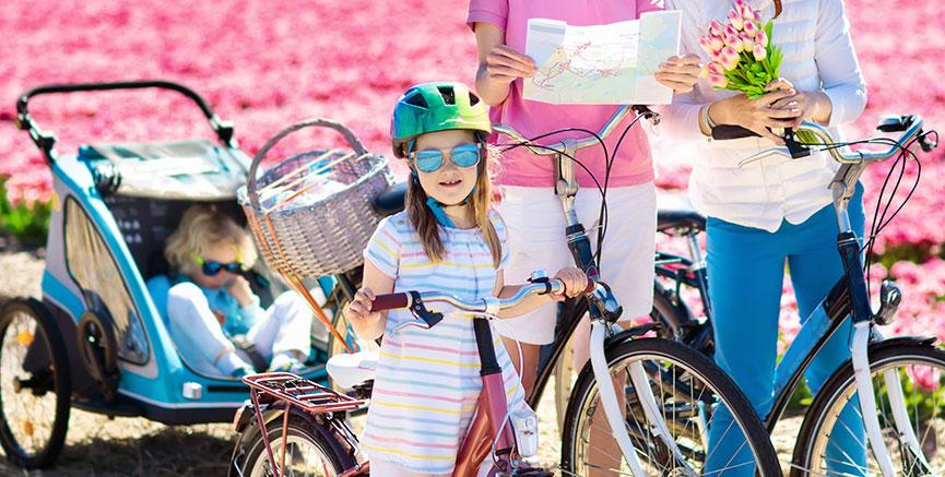 Erkänt varumärke inom cykelvagn